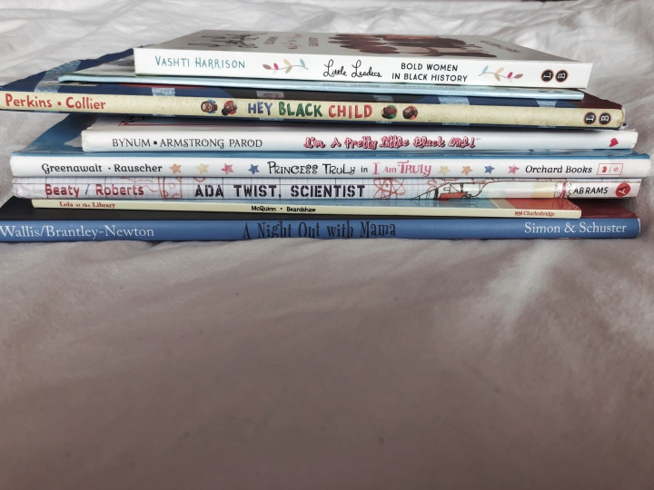 Children's Books Black History Month Edition
